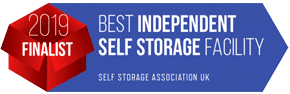 2019 Best Independent Self Storage Facility Award Finalist