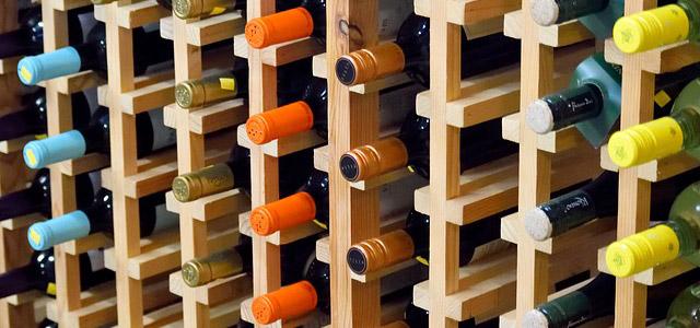 wine self storage